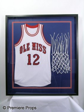 11: The Blind Side Sean's (Tim McGraw) 'Ole Miss' Frame