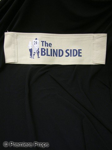 13: The Blind Side Cast Chair Back