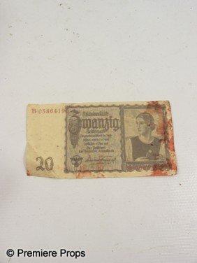 16: Inglourious Basterds Bloody Money Prop