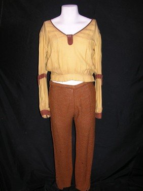 Camelot Screen Worn Costume