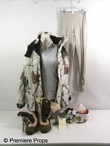 67: Red Victoria (Helen Mirren) Screen Worn Costume