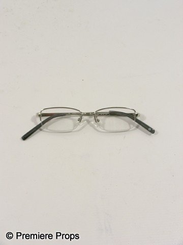 69: Red Frank (Bruce Willis) Screen Used Glasses