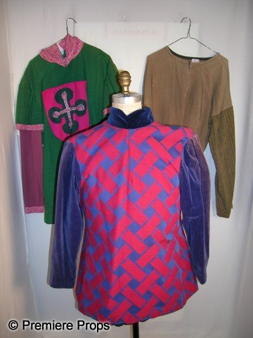 1505: Lot of Medieval Tunics
