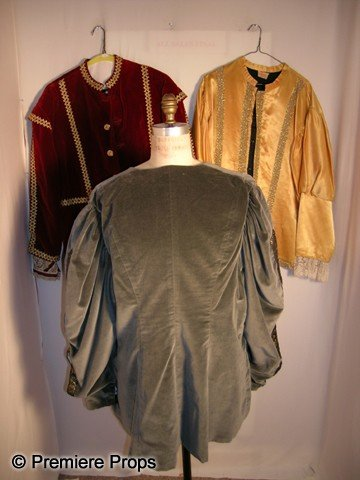 1510: Lot of Medieval Tunics