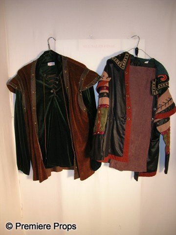 "1519: Lot of ""Robin Hood"" Suits"