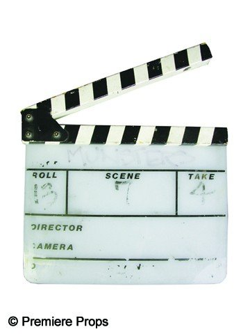 1: Munsters Original Clapperboard