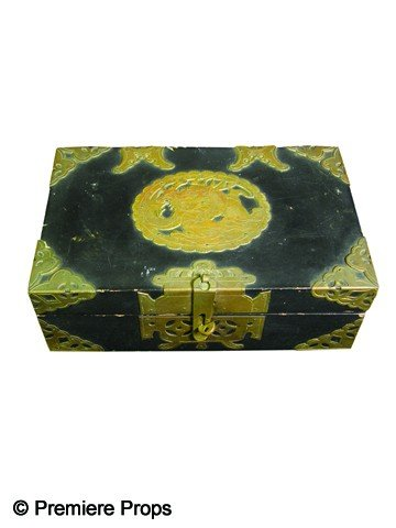 7: Enter the  Dragon Prop Box