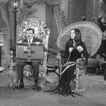 70: The Addams Family Morticia's (Carolyn Jones) Parlor - 2