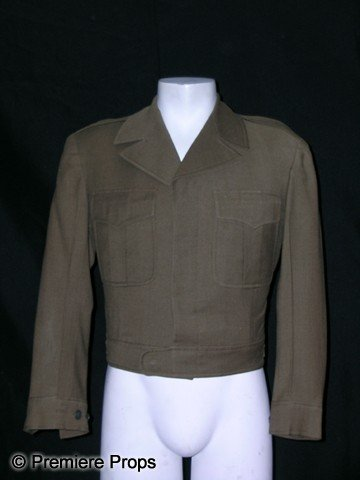 95: Tom D'Andrea Military Jacket from Fighter Squadron