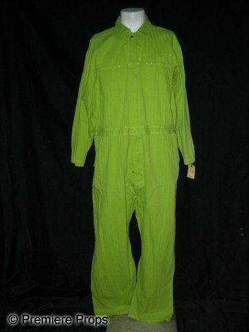 96: Prison Jumpsuit from Natural Born Killers