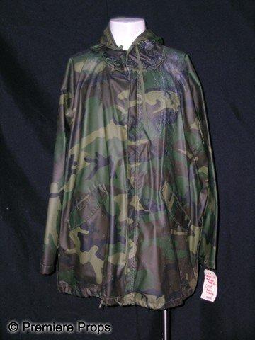 103: Matthew Broderick Military Rain Jacket from Godzil