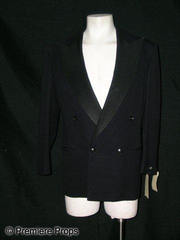 107: Mark Stevens Screen Worn Tuxedo Jacket