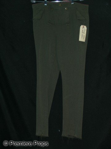118: George Arliss Pants from House of Rothschild