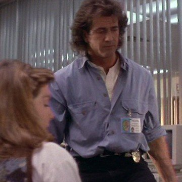 331: Mel Gibson Lethal Weapon 3 LAPD ID and Badge - 8