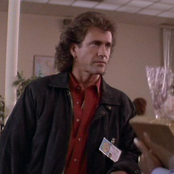 331: Mel Gibson Lethal Weapon 3 LAPD ID and Badge - 9