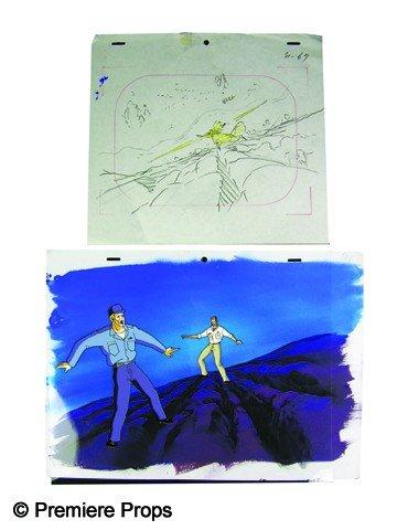 503: Where on Earth is Carmen Sandiego Hand Drawn Anima