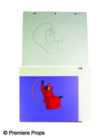 504: Where on Earth is Carmen Sandiego Hand Drawn Anima