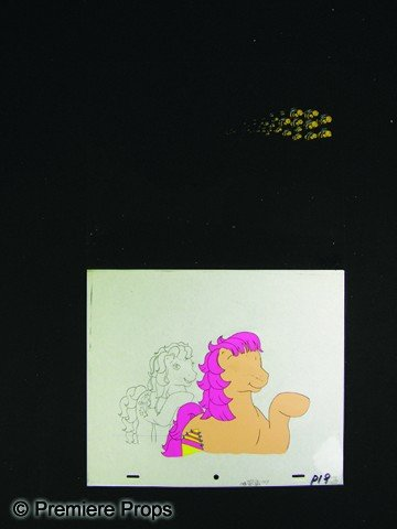 506: My Little Pony Hand  Painted Animation Cels