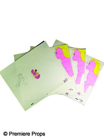 507: My Little Pony Hand  Painted Animation Cels