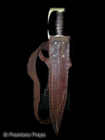 510B: 300 Spartan Solider Sword & Sheath Movie Props
