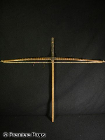 512: The Mummy Screen Used Crossbow
