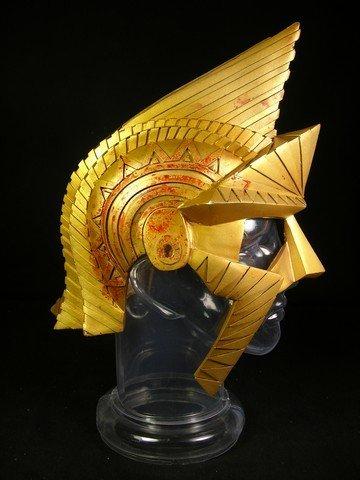 529: Immortals Zeus' Helmet Movie Props - 2