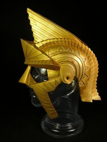 529: Immortals Zeus' Helmet Movie Props - 3