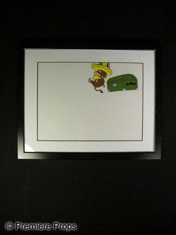 786: Original Cartoon Cel from The Quckdraw McGraw Show