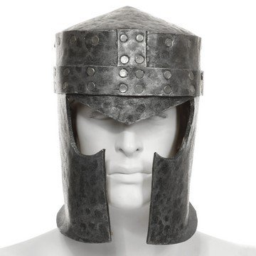 817: Jim Carrey Medieval Helmet from The Cable Guy