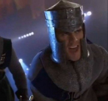 817: Jim Carrey Medieval Helmet from The Cable Guy - 7