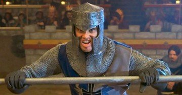 817: Jim Carrey Medieval Helmet from The Cable Guy - 9
