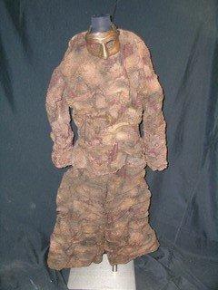 7: Mirror Mirror Dwarf Stilt Stunt Costume