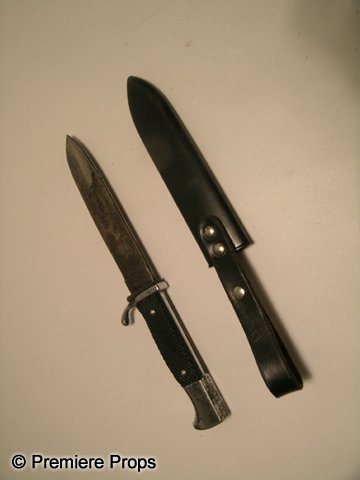 260: Inglourious Basterds Prop Nazi Knife/Dagger - 3