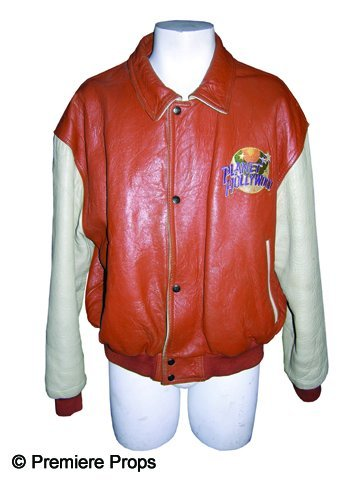 600: Sylvester Stallone Worn Planet Hollywood Jacket