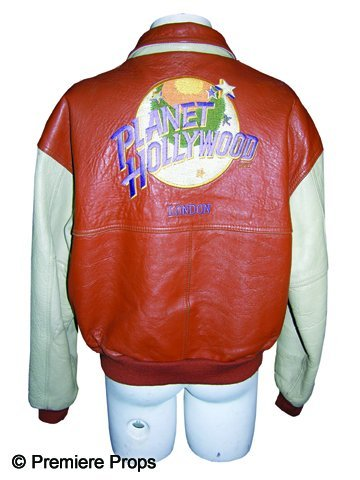 600: Sylvester Stallone Worn Planet Hollywood Jacket - 2