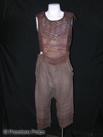 1A: Immortals Dareios (Alan Van Sprang) Wardrobe