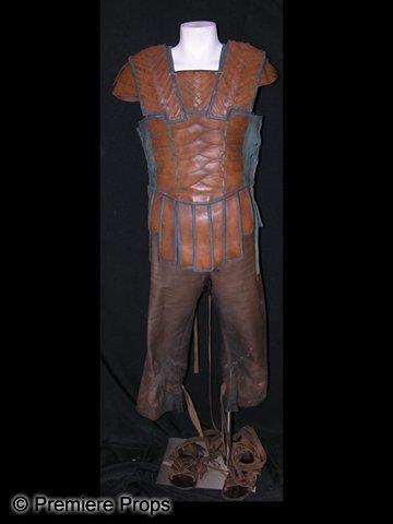 2: Immortals Theseus (Henry Cavill) Wardrobe