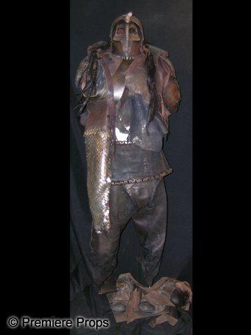 9: Immortals Mondragon (Matthew G. Taylor) Costume