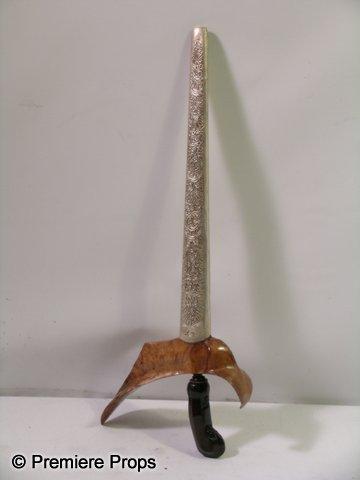17: Immortals Dagger & Sheath Model