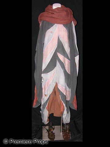 20: Immortals Aethra (Anne Day-Jones) Wardrobe