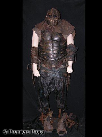 22: Immortals Heraklion (Alexander Grimes) Wardrobe