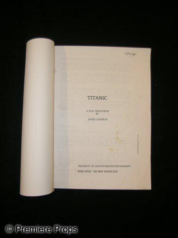 3: Titanic Treatment