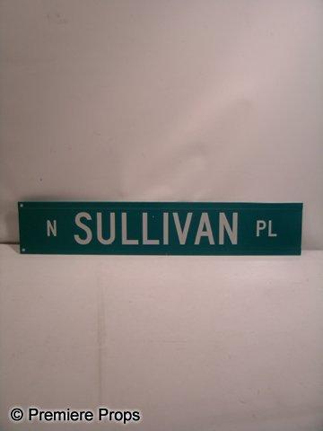 13: Man Of Steel (2013) Smallville Street Sign & Rock
