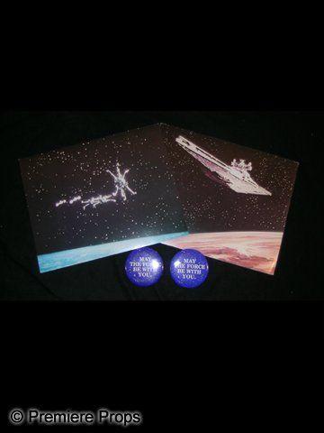 Star Wars Stills & Pins