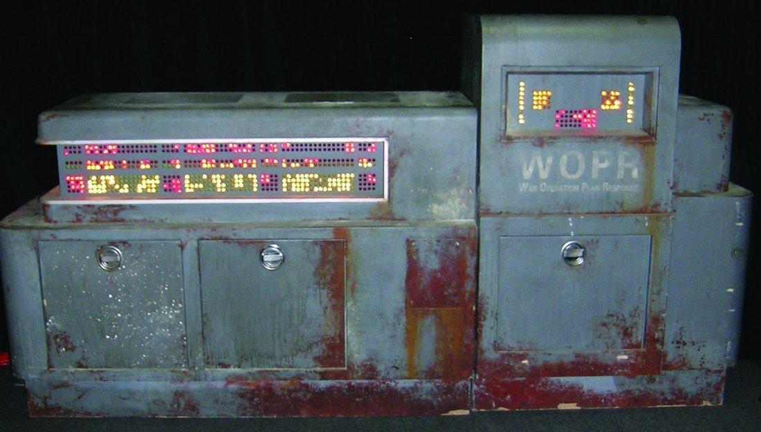 62: War Games Original WOPR Computer