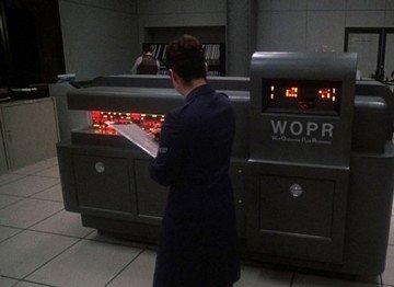 62: War Games Original WOPR Computer - 6