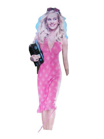 539: Legally Blonde Standee