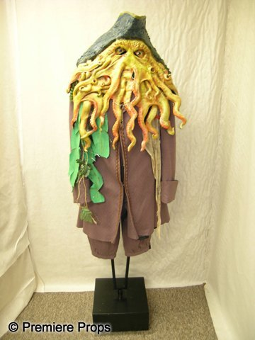 122: Davey Jones Costume