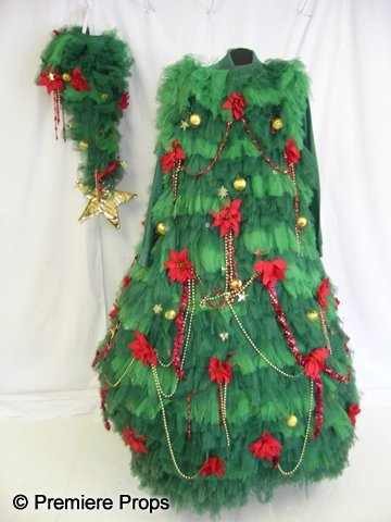 1101: Christmas Tree Mascot