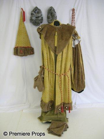 1102: Victorian Santa Claus Costume